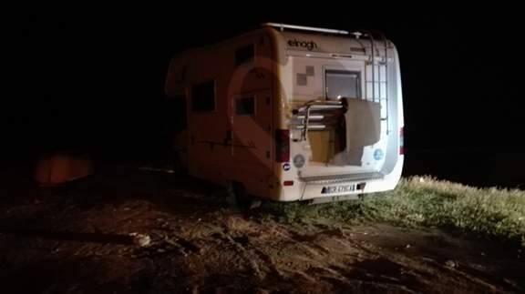 #Barcellona. Cadavere di un uomo trovato in un camper a Spinesante