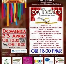 #Milazzo. CorTeatro, performance di corti teatrali al Trifiletti