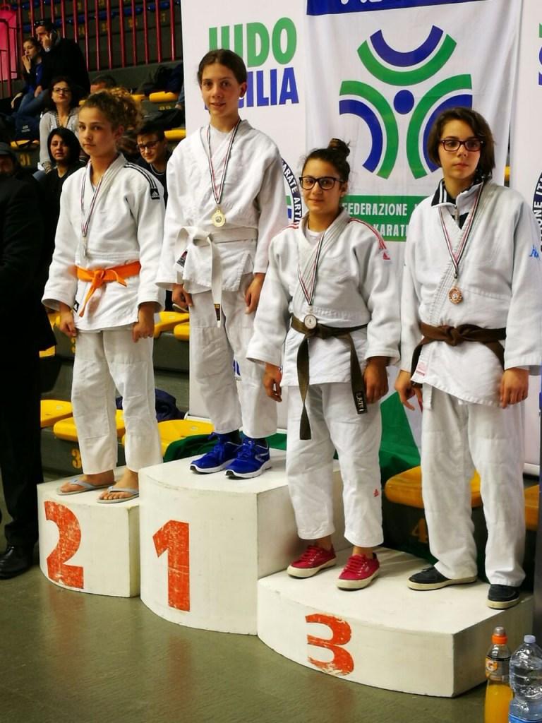 #Barcellona. Ottimi risultati conseguiti dalla Judo Club Pirri al Gran Prix di Catania