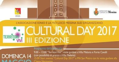 #Messina. Territori Vivi e Cultural Day 2017
