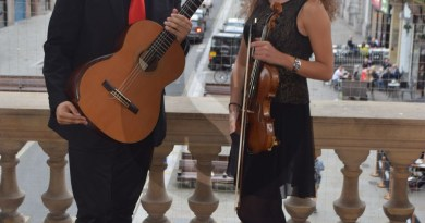 #Catania. Il Ten Strings Duo in concerto