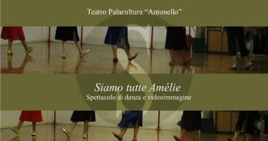 #Messina. Al Palacultura lo spettacolo Siamo tutte Amélie