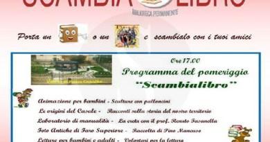 #Messina. Presentazione dello Scambia Libro