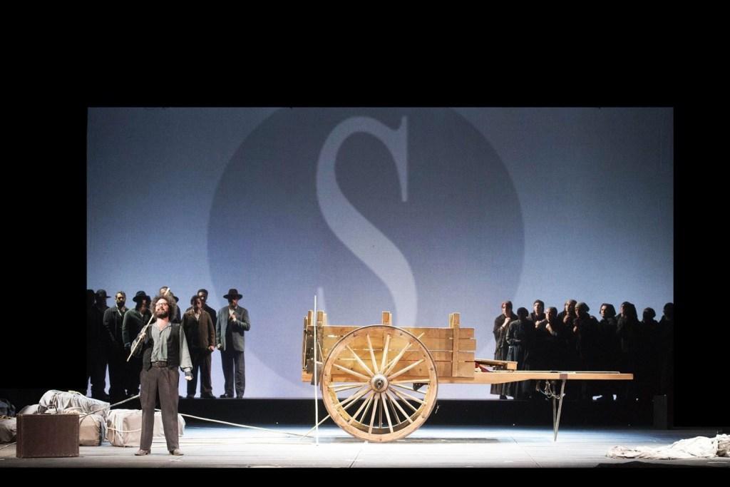 """Teatro. """"Il secondo figlio di Dio"""" di Cristicchi al Teatro Biondo di Palermo"""