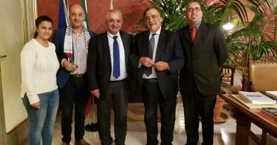Politica. Il vice ambasciatore della Palestina ha incontrato il sindaco Orlando a Palermo