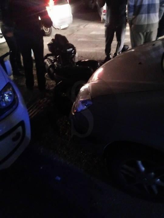 Cronaca. Incidente in viale Regina Margherita, anziano investe una donna