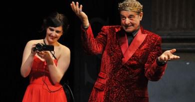 """Teatro. Ennio Fantastichini è """"Re Lear"""" al Biondo di Palermo"""