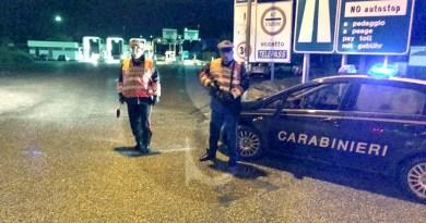 Cronaca. Controllo del territorio, blitz dei Carabinieri nel Messinese a San Valentino