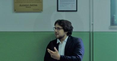 Cultura. Svelata targa in onore del poeta Alessio Arena all'Istituto Sant'Anna di Palermo