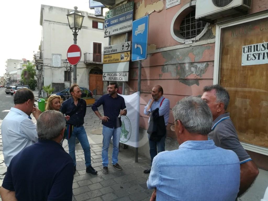 Politica. L'incontro del PRI in ricordo dei Mille a Barcellona Pozzo di Gotto