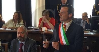 Politica. Messina, insediamento della nuova amministrazione: il discorso del sindaco Cateno De Luca