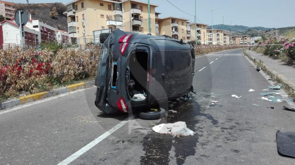 Cronaca. Messina, incidente sul viale San Filippo: la vittima in prognosi riservata al Policlinico