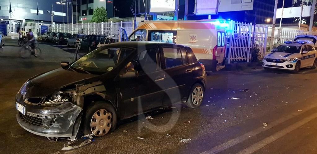 Cronaca. Messina, incidente SS114: Clio tampona BMW, un ferito