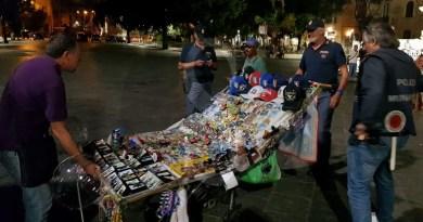 Cronaca. Messina, blitz di Polizia e Vigili Urbani a piazza Duomo contro l'ambulantato selvaggio