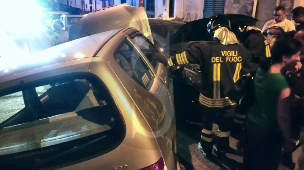 Cronaca. Messina, violento incidente in via Consolare Pompea: un ferito