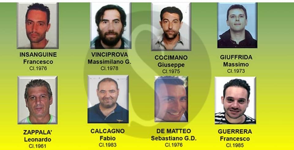 Cronaca. Mafia e scommesse a Catania, 21 misure cautelari: arrestati anche 3 barcellonesi