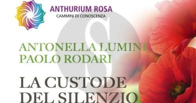 """Cultura. Messina, presentazione del libro """"La Custode del Silenzio"""" di Antonella Lumini e Paolo Rodari"""