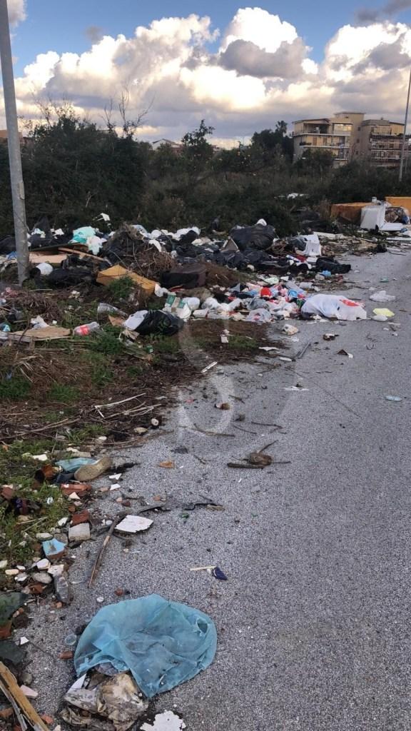 Cronaca. Barcellona PG, carcasse di animali e cumuli di rifiuti: degrado in via Stretto Fondaco Nuovo
