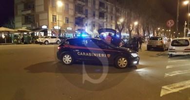 Movida a Messina, giro di vite dei Carabinieri: 12 denunce e 22 contravvenzioni