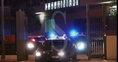 Messina, Operazione Spectre: 5 arresti per spaccio di droga a Santa Lucia sopra Contesse
