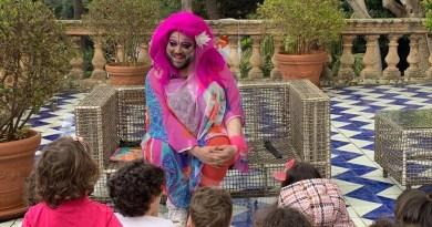 """Palermo Pride, """"Una Marina di Libri"""" all'Orto Botanico"""