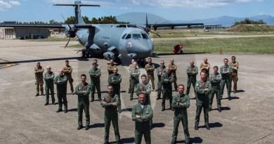 """Aeronautica Militare, il personale del 41° Stormo di Sigonella si addestra nella """"Joint Stars 2019"""" in scenari tattici complessi"""