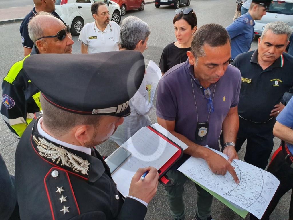 Messina,  bomba da disinnescare: evacuate 3.000 persone