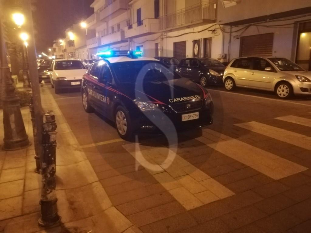 Barcellona PG, furbetti della Ztl a Calderà: nella notte multe e sequestri dei carabinieri