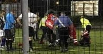 Colpito da infarto durante una partita di calcetto: morto a 29 anni Giuseppe Sorrenti
