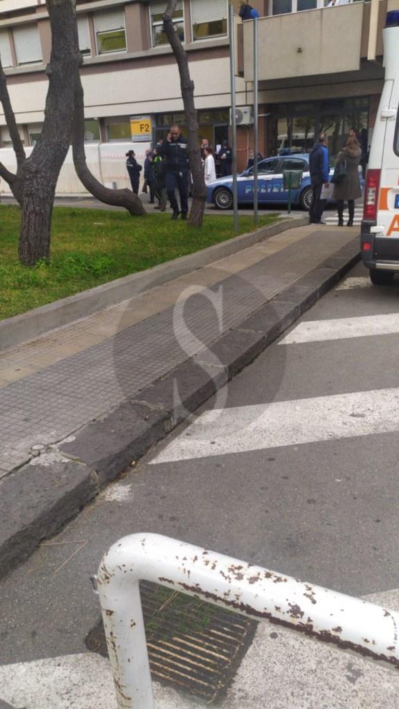 Messina, pensionato barcellonese trovato morto nei bagni del Policlinico Universitario