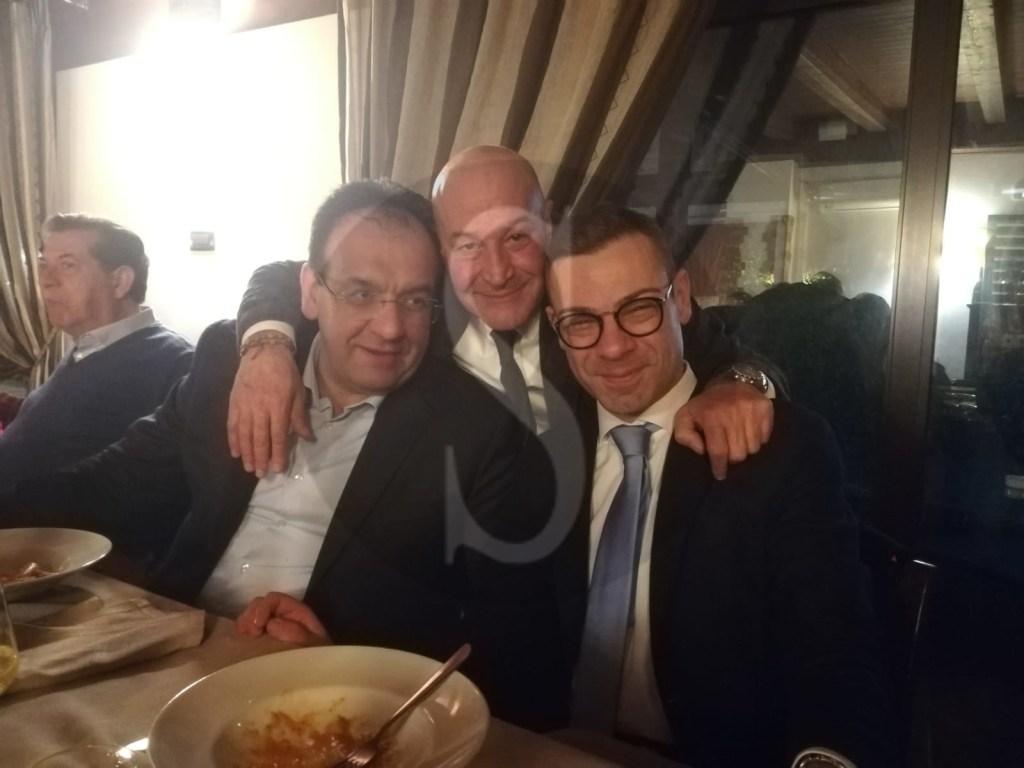 Merì, grande festa per il pensionamento del brigadiere Francesco Morabito