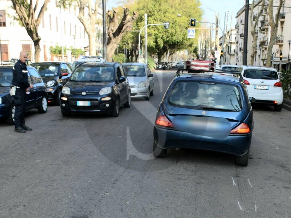 Messina, incidente in viale San Martino: anziana investita da un'auto