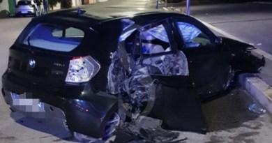 Milazzo, incidente tra auto sulla riviera di Ponente: due feriti in ospedale
