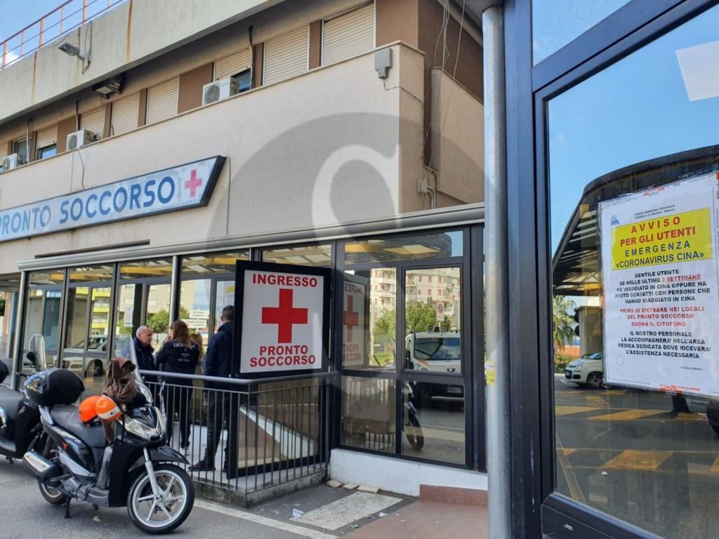 Messina, sospetto caso di coronavirus al Policlinico: attivate le procedure di sicurezza