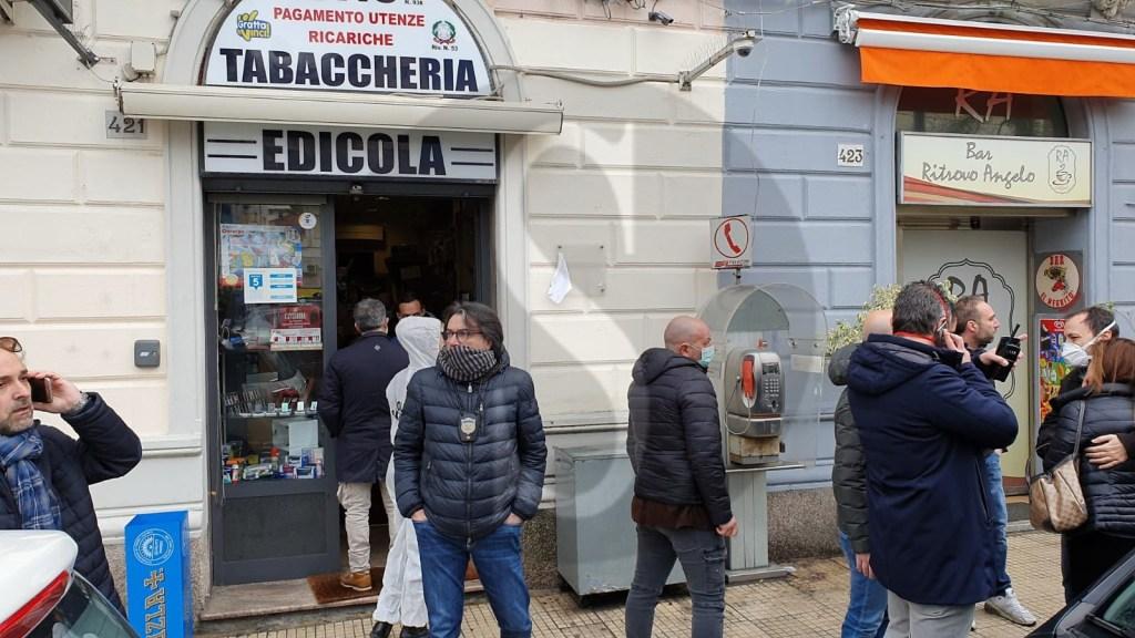 Tragedia a Messina: spara all'impazzata, ferisce una donna e poi si uccide