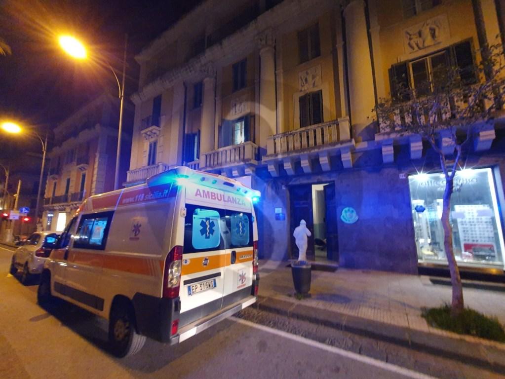 Coronavirus Messina, un altro caso al pensionato San Martino: anziana trasferita al Policlinico