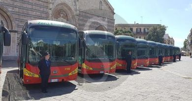 Messina, emergenza coronavirus: da oggi più corse di autobus in città