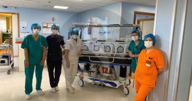 Messina, emergenza coronavirus: al Papardo arriva la barella di bio-contenimento