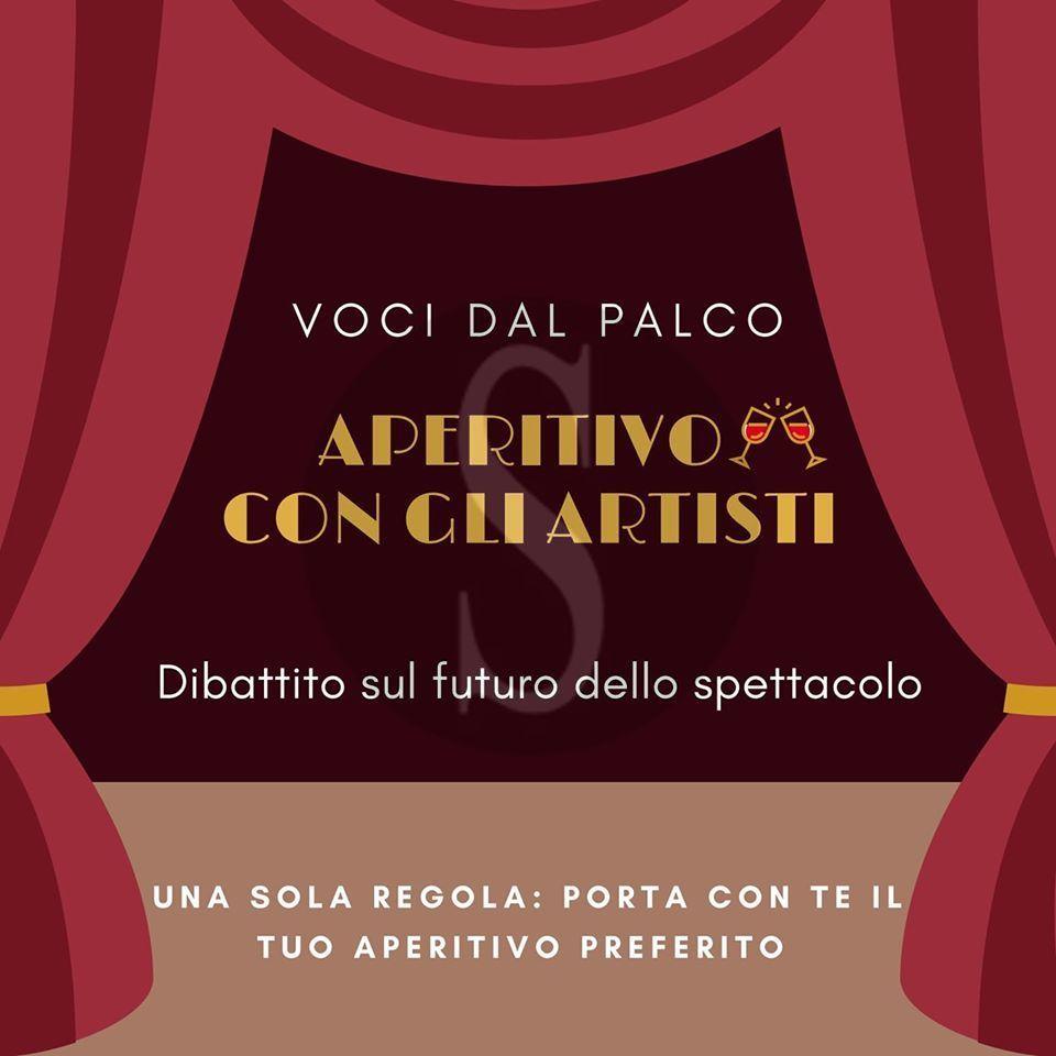 """Crisi e mondo dello spettacolo, a Messina torna """"Voci dal palco: aperitivo con gli artisti"""""""