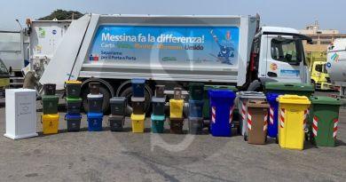 Raccolta differenziata a Messina, da lunedì attive altre due aree ed entro fine mese le zone 4