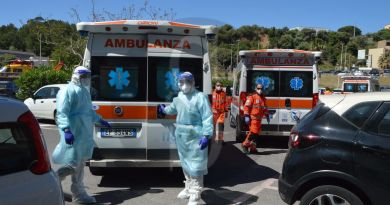 Emergenza coronavirus, due guarigioni a Barcellona PG e una a Messina