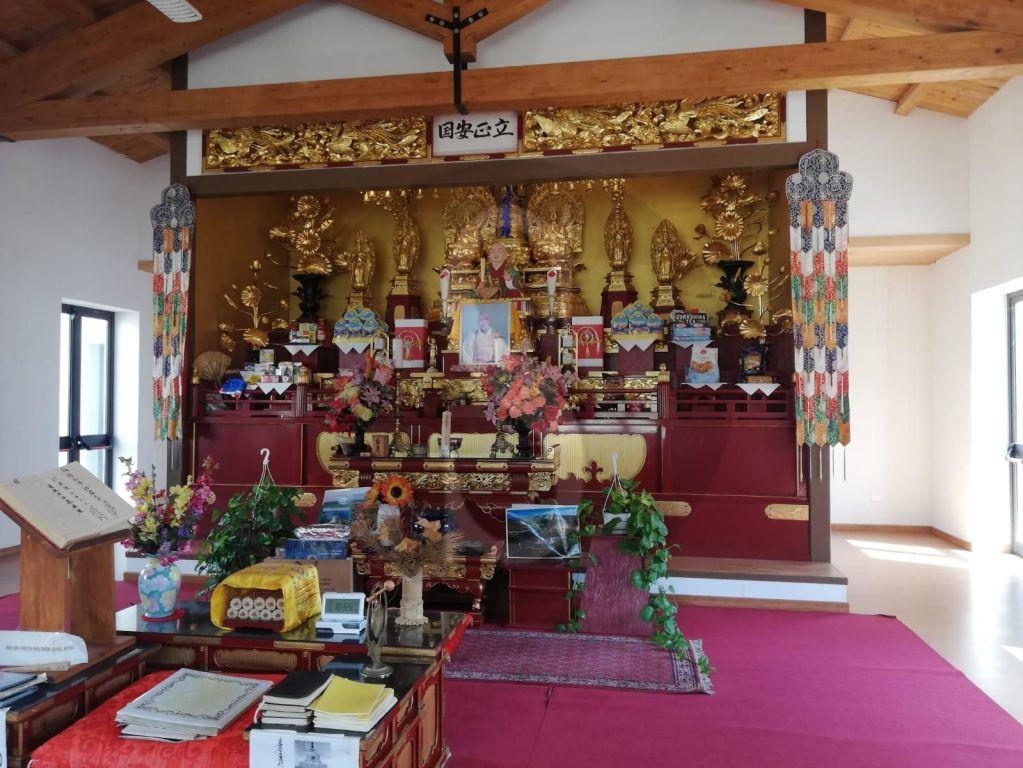 """Il monaco buddhista Morishita: """"Gli antidoti ai virus del mondo? Amore fraterno e pace"""""""