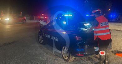Covid, i carabinieri della Radiomobile di Barcellona PG interrompono festa in casa: fioccano numerose multe
