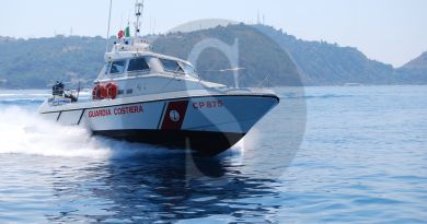 Incidente in mare nell'Area marina protetta di Milazzo, diportista perde il dito di una mano