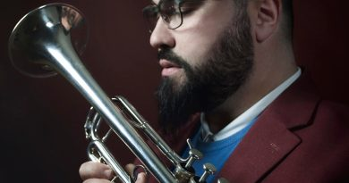 """Castelbuono Jazz Festival, sul palco Daria Biancardi e """"Water trumpet"""" di Giacomo Tantillo"""