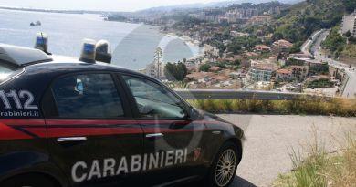 Evadono dai domiciliari, arrestati in flagranza dai Carabinieri 2 giovani messinesi