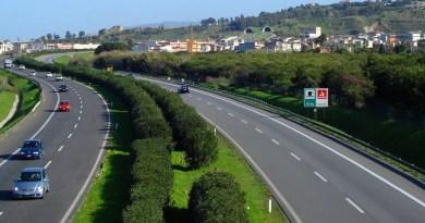 Autostrada Messina-Catania, al via gli interventi su sottopassi e muri di sostegno