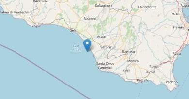 Terremoto di magnitudo 4,4 nel Ragusano, panico tra la gente ma nessun danno a cose o persone