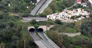 Autostrade siciliane, in 23 gallerie della A18 e della A20 limite di velocità a 80 km/h