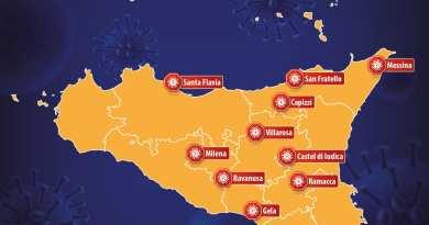 Covid, adesso in Sicilia le zone rosse sono 10: domani si aggiungono Gela e Villarosa